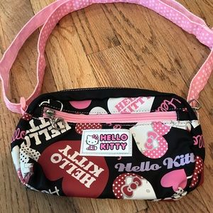 Hello kitty purse